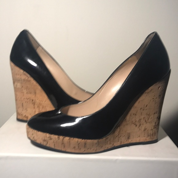Yves Saint Laurent Wedge Pumps. M 5a62d0e89cc7ef9f65eb5010 4a6324ce8a